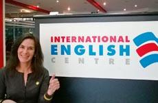 Centri: International English Centre Monza / Mirene Arzanegui