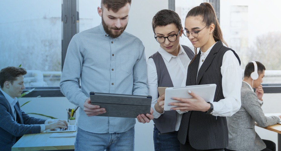 ruoli aziendali in inglese